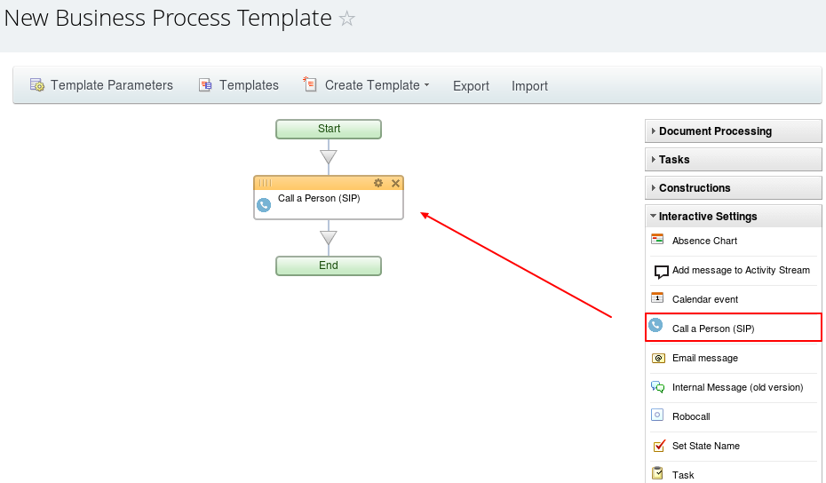 Automatic call to a customer from Bitrix24 workflows: blog